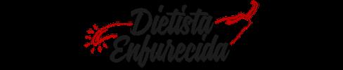 Logo dietista enfurecida